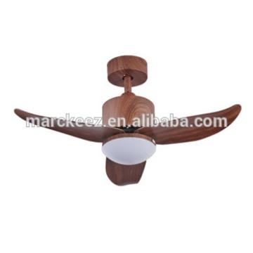 38 inch plastic blade DC brushless permanent magnet big ceiling fan decorative fan industrial ceiling fan with LCD remote