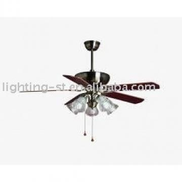 "high quality ceiling fans with lights 52""-YJ067"