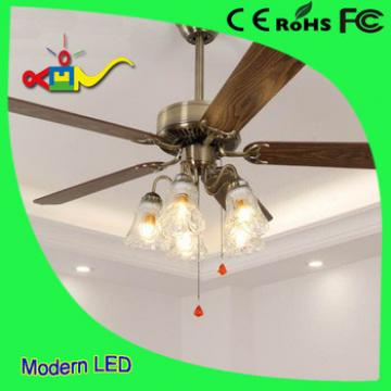 52 inch traditional ceiling fan with light and remote