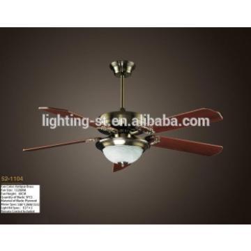 BUILDDER FANS Sutter Place Select 52 inch 5 light Ceiling Fan ST52-1104