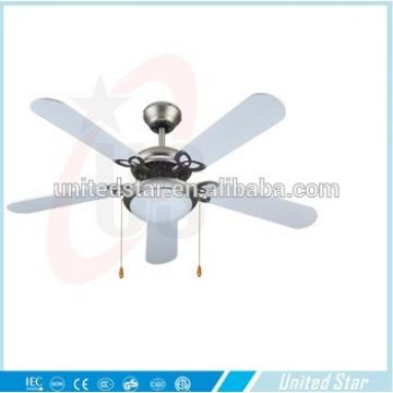 52' 5 blade Decorative Ceiling Fan ceiling fan crystal chandelier light