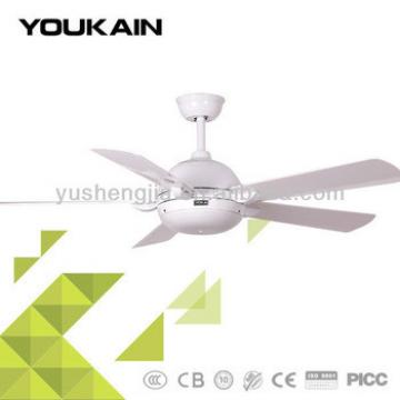 52 inch decorative electronic ceiling fan without lights