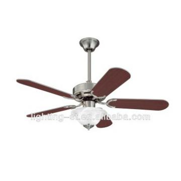 Two-light five-blade indoor ceiling fan for rooms up to 144 square feet STH10-4872