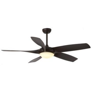Multi-function modern energy saving high quality ceiling fan with light
