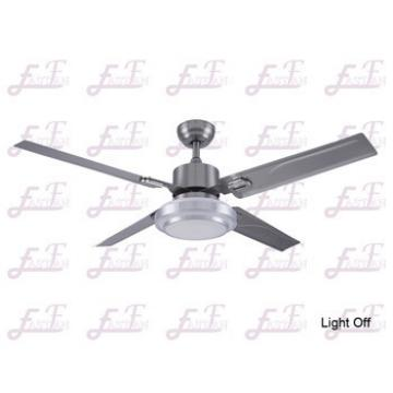 East Fan 48inch Four Blades Indoor Ceiling Fan with light item EF48111 wood blades ceiling fans