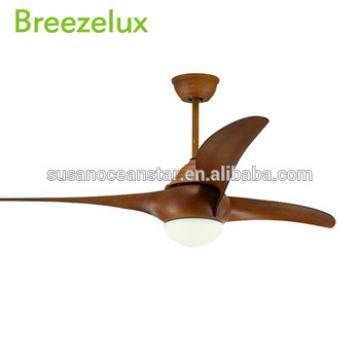 Factory supply Pendant Light 80w 3 Blades Remote control kitchen adjust fan