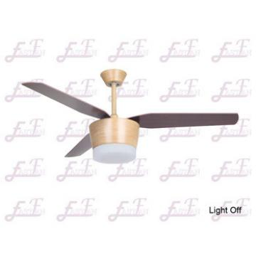East Fan 52inch Three Blade Indoor Ceiling Fan with remote decorative ceiling fans with lights item EF52135E