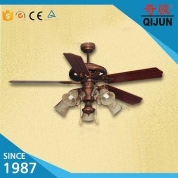 2017 Home Decor Blade Modern Decorative Ceiling Fan with Light