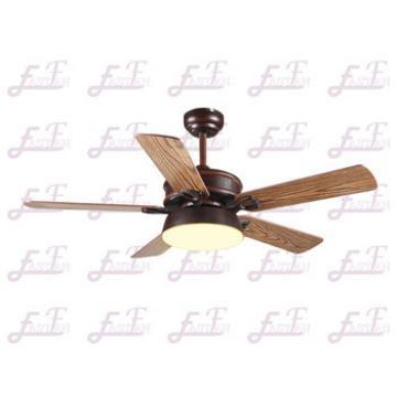 East Fan 48inch Five Blade Indoor Ceiling Fan with light item EF48103 flush mount ceiling fan