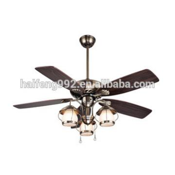 52 inch ceiling fan light with 5 blades
