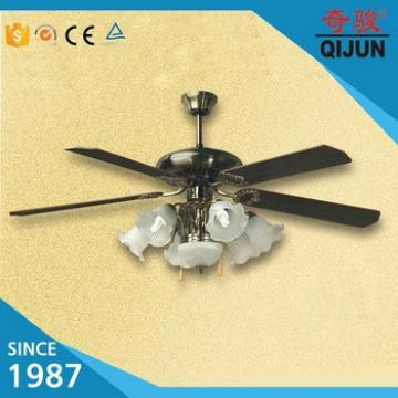 New Indoor Antique Decorative Ceiling Fan with Light