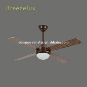 48 inch Five Blades Single Light Decorative House Ceiling Fan