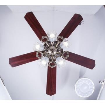 China factory price competitive wooden blades ceiling fans