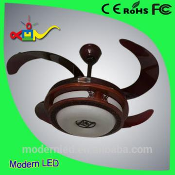 2017 invisible blade ceiling fan light
