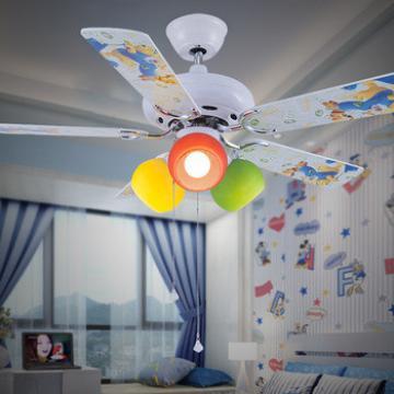 42inch hom appliances ceiling fan wooden blades glass lampshape electric fans