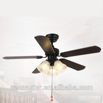 E27 glass lightings antique wood fans 36 inch reversible ceiling fan with lights