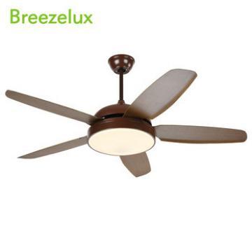 Hot selling cartoon design blades polychrome light ceiling fan 36w fancy Chandeliers