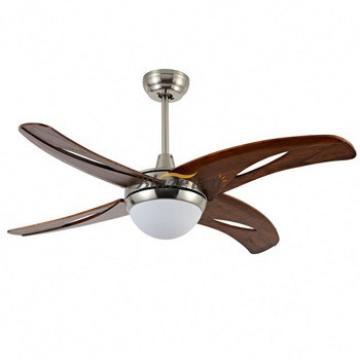 wood fan blade cheap price ceiling fan ac 153x15mm motor