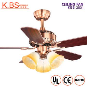Pendant Decoration Living Room Fan Light Rope Control Ceiling Fan With Light