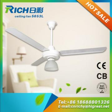 Commercial Grade CE CB orinet ceiling fan with led lights