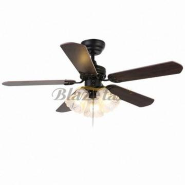 """2017 Newest 36"""" Metal blades with LED lights fancy ceiling fan light"""