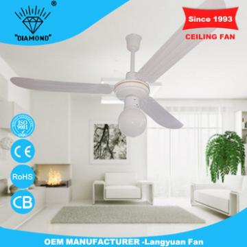 Best selling 56inch 220v fancy ceiling fan with light