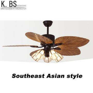 605*375*360Mm Modern Decorative Ceiling Fan Supplier With Light And Remote