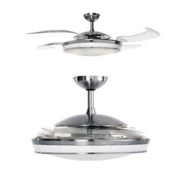 Fan Away Retractable Blade Ceiling Fan - 48""