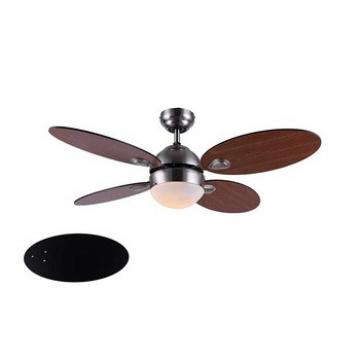 42 inch 4 wide blades lovely ceiling fan with light