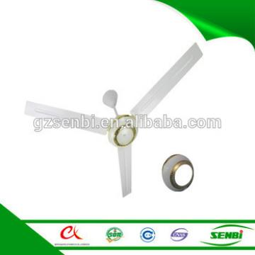 Electric motor home energy saving 56 inch ceiling fan with light 220v