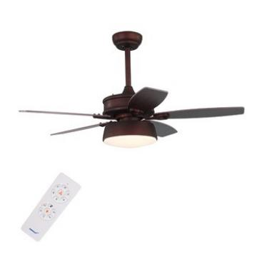 China supply classic design modern 5 blade ceiling fan with light
