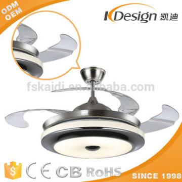 Blade Double Branded Ceiling Fan With Light Types