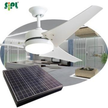 wholesale CEILING FAN with Light 60'' Heat Exhaust Air Cooling Solar Powered Factory Direct Sale Low Prices DC Ceiling Fan