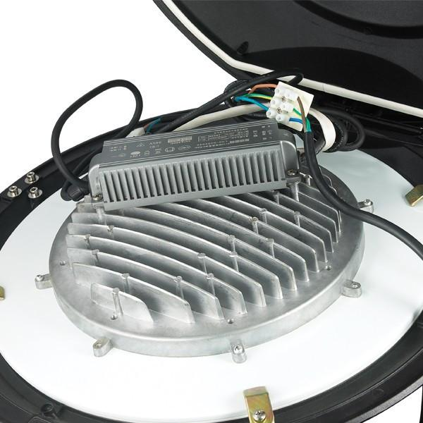 60w led urban lamp with assymetric lens