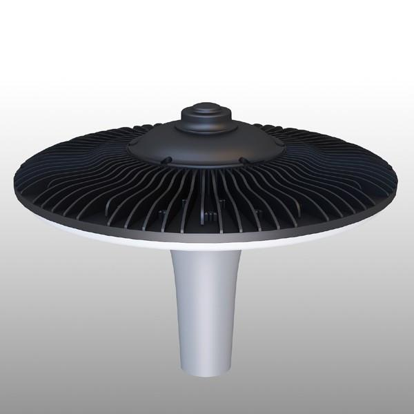 2015 new products IP65 60w outdoor light pole garden