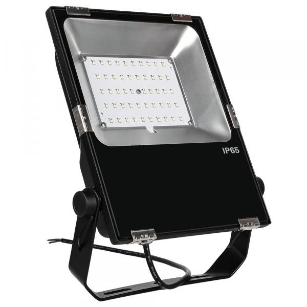 slim dlc waterproof smd 50w led flood light