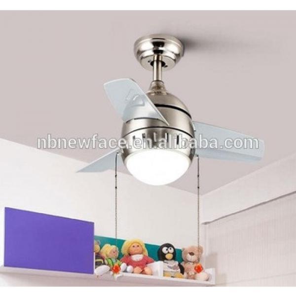 OEM Celing Modern Ceiling Fan With Led Light