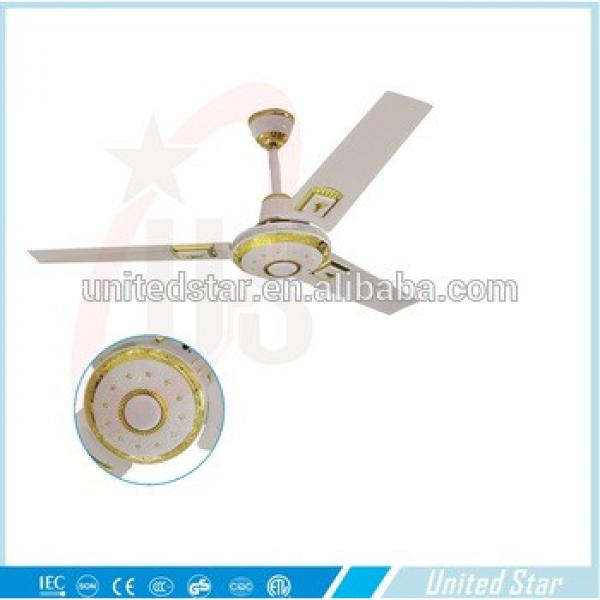 "Alibaba 48"" 56"" solar dc inverter ceiling fan with led light"