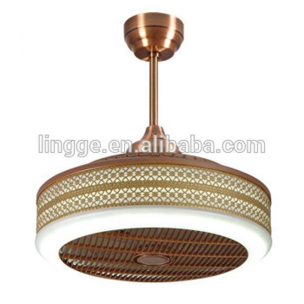 Favorable price 3 ABS balde energy saving ceiling fan used as fan or light