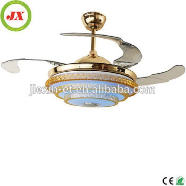 Wholesale Plastic Ceiling Fan With Hidden Blades