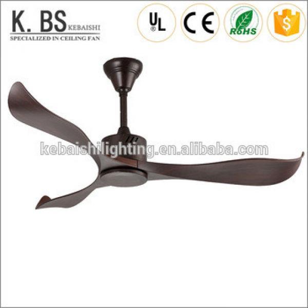 Popular Style Zhongshan Lighting 18W Led Silent Fan Copper Motor Modern Ceiling Lamp Fan With Light Remote Control