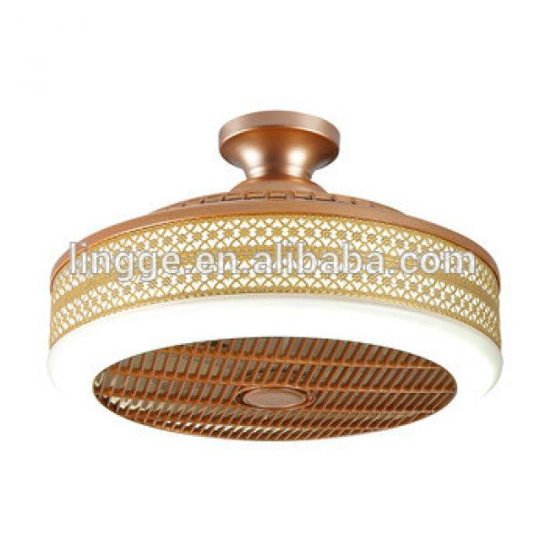 """Factory hot sales wholesale 16"""" blade ceiling fan with light"""