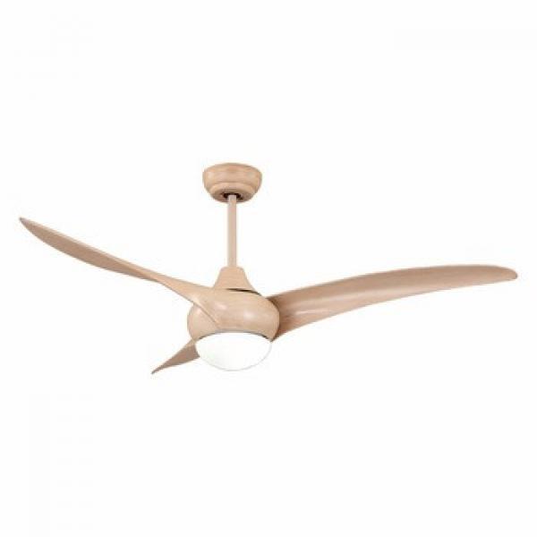 Popular design 48/52-F3021-WH morden fashion 3 blades decorative ceiling fan