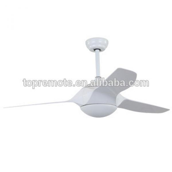 Promotional high quality best price ceiling round surface fan with light
