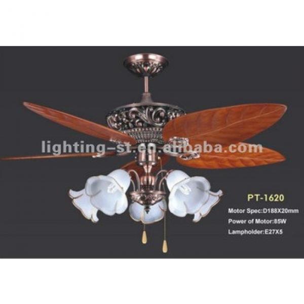 2012 Celling fan light PT-1620
