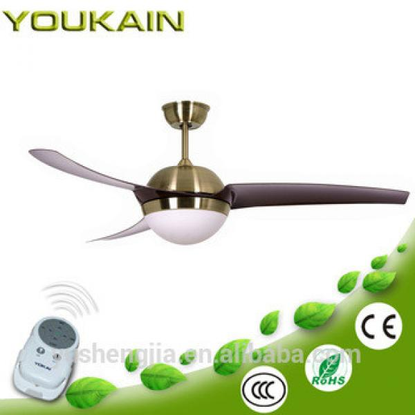 42 inch hot selling abs plastic blade home decorative fan