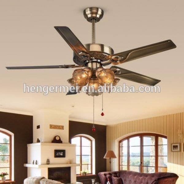 High End Durable Modern Decorative Mountain Air Cool Industrial Ceiling Fan