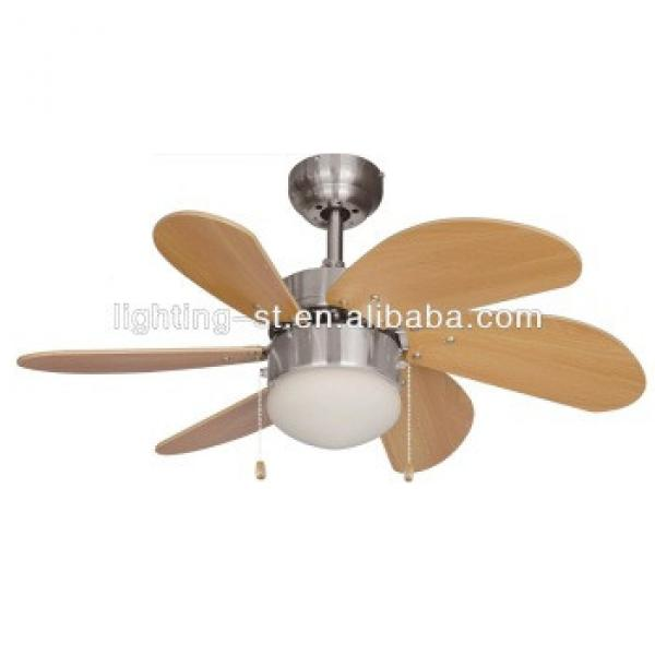 Monterey 30-inch single-light indoor ceiling fan with six blades STH10-4852