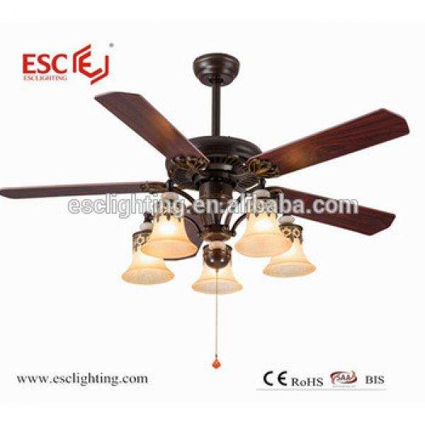 antique ceiling fan with light and remote wooden blades ceiling fan light 5blades ceiling fan
