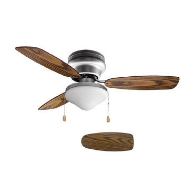 popular style Shenzhen lighting 42 inch 45w led ceiling fan light for dining room living room